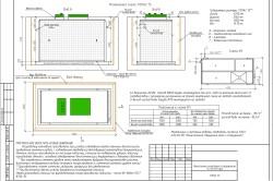 Монтажная схема септика Топас