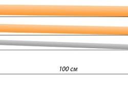 Уклон канализационной трубы в зависимости от объема трубы.